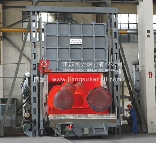 8米(mi)新型鍛造加熱爐
