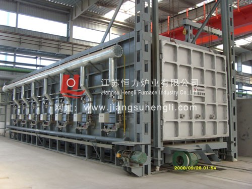 16米(mi)新型燃氣熱處(chu)理爐